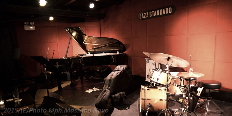 Jazz Standard  2015 -  116 East 27th Street - New York